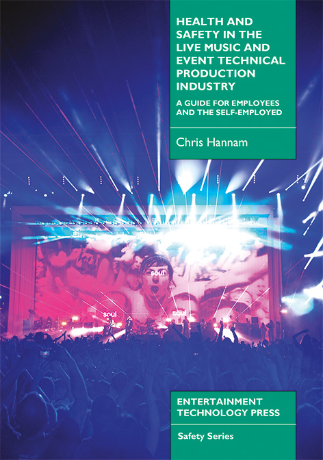 Health and Safety in the Live Music and Event Technical Production Industry