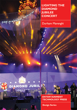 Lighting the Diamond Jubilee Concert