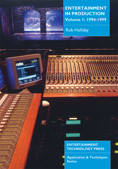 Entertainment In Production Volume 1: 1994-1999
